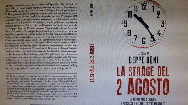 'La strage del 2 agosto', il libro di Beppe Boni