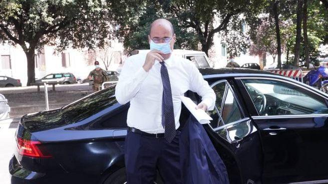 Il segretario del Pd, Nicola Zingaretti (Imagoeconomica)