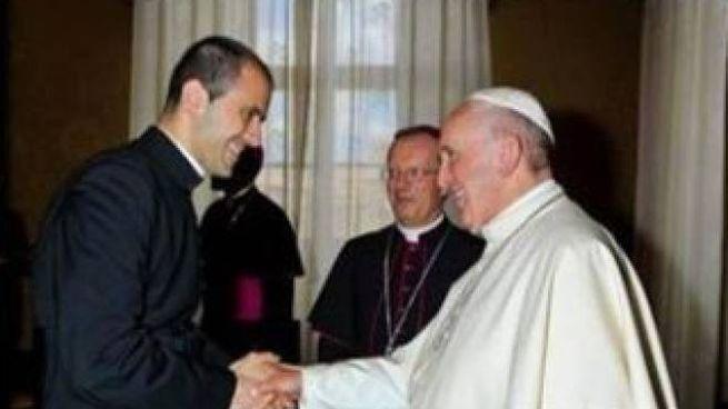 Don Fabio Salerno, nuovo segretario personale di Papa Francesco