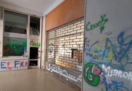 Il condominio Castellaro in via corso Umberto