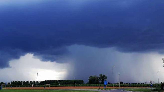 Allerta arancione per temporali in Emilia Romagna lunedì 3 agosto 2020