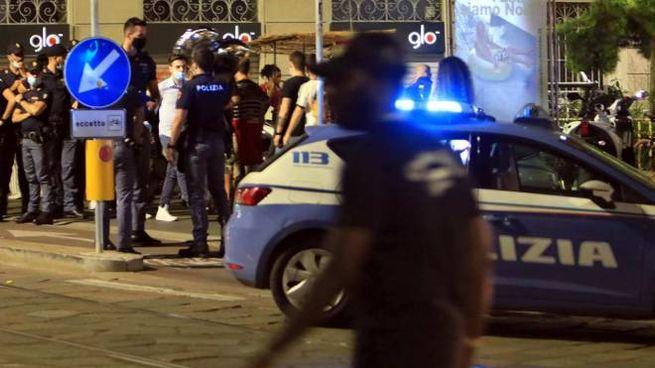 Movida a Milano, controlli della polizia