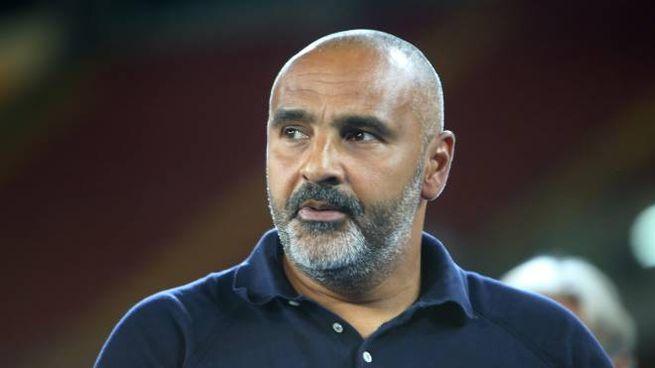 Fabio Liverani, allenatore del Lecce (Ansa)