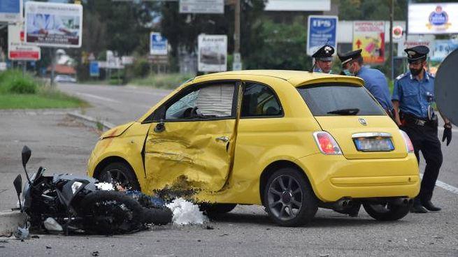 L'incidente a Parabiago