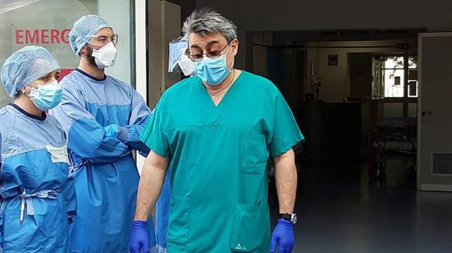 Il dottor Umberto Gnudi