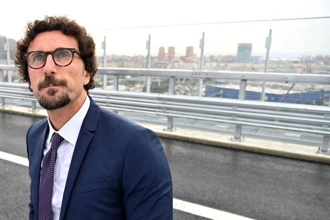 Ponte di Genova, San Giorgio aperto al traffico.  Concerto per corno