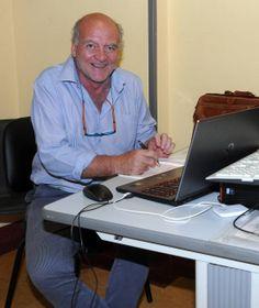 Ciro Lamia, uno dei dottori del servizio di continuità assistenziale di Magenta