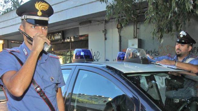 I carabinieri hanno sentito la vittima dell'aggressione e il marito