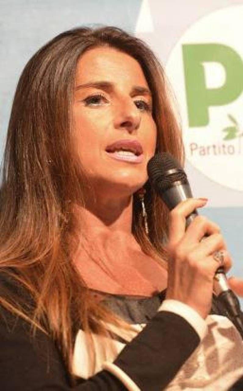 Margherita Pedinelli ha rinunciato alla candidatura