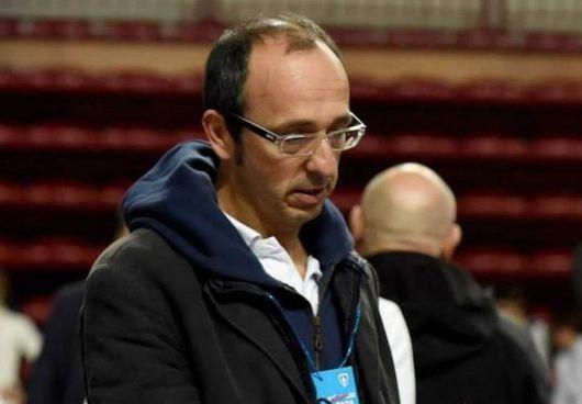 Alberto Carboni, tecnico della Scherma Pistoia