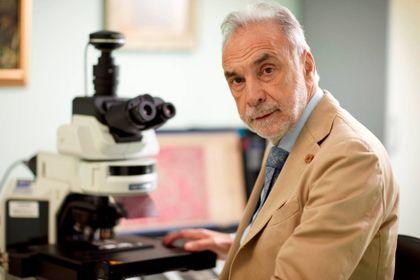 Il professor Giuseppe Remuzzi