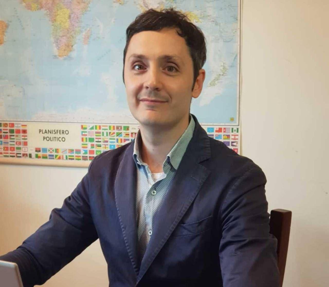 Marco Pompili, epidemiologo della Regione Marche
