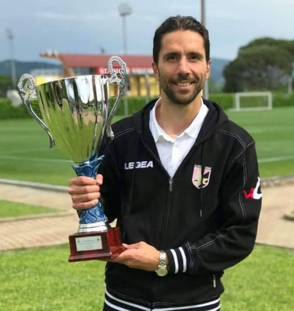 Giuseppe Scurto (foto da Facebook)