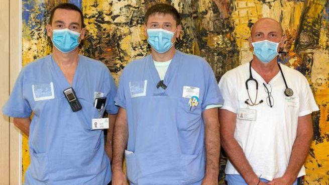 I medici Guiducci, Navazio e Martini