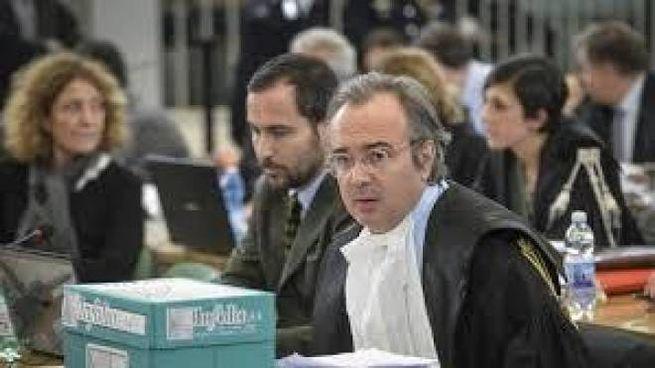 Il procuratore aggiunto di Firenze, Luca Tescaroli