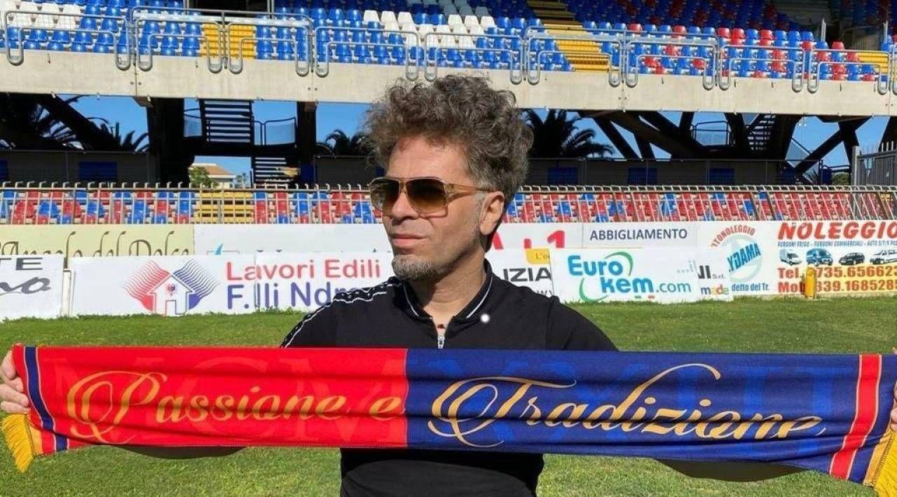 Il presidente Domenico Serafino si sta dando da fare sul fronte sportivo e su quello organizzativo