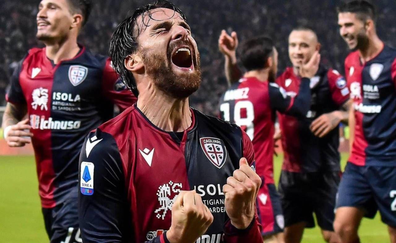 Luca Cigarini ha già vestito la maglia rossoblù, ai tempi di Ballardini