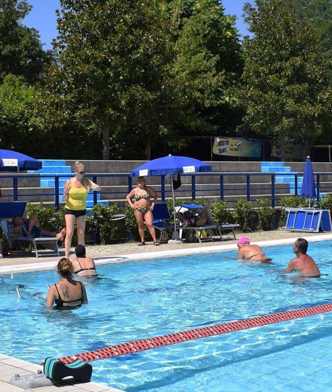 Al Bernino atleti e appassionati sono tornati in piscina, con tante prescrizioni anti Covid