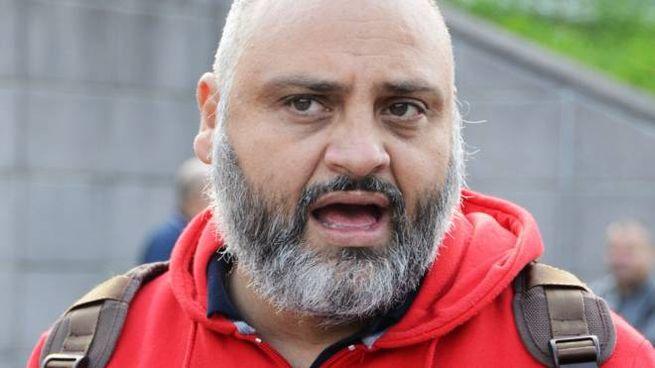 Catello Tramparullo, sindacalista della Cgil e segretario Fp