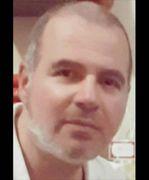Gianluca Moscardelli aveva 48 anni