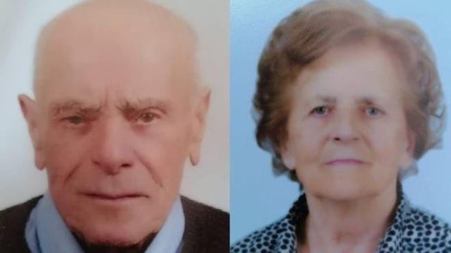 Giovanni Zannoni e Maria Zannini