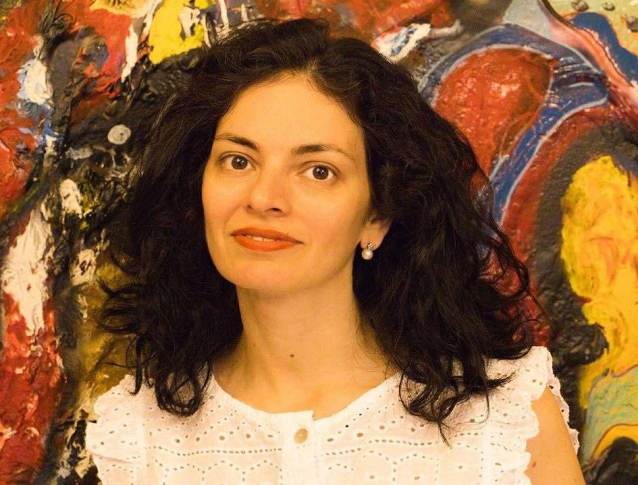 La scrittrice di Boretto, Debora Lupo