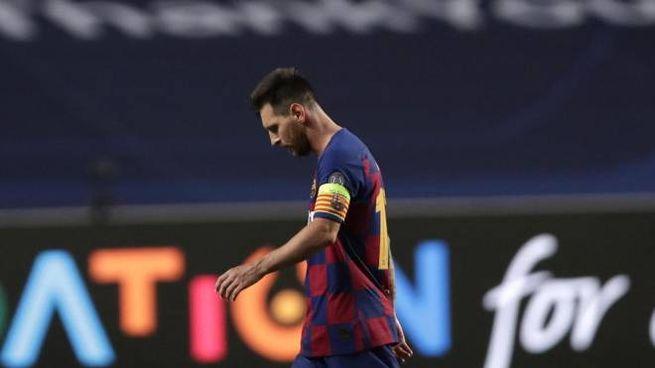 Lionel Messi  (Ansa)
