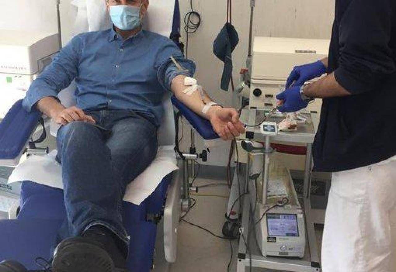 Donazioni di sangue in ribasso