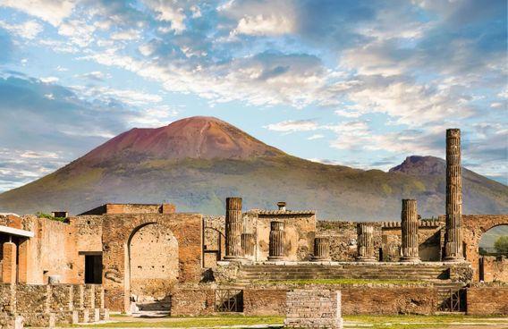 Alla scoperta dei tesori di Pompei