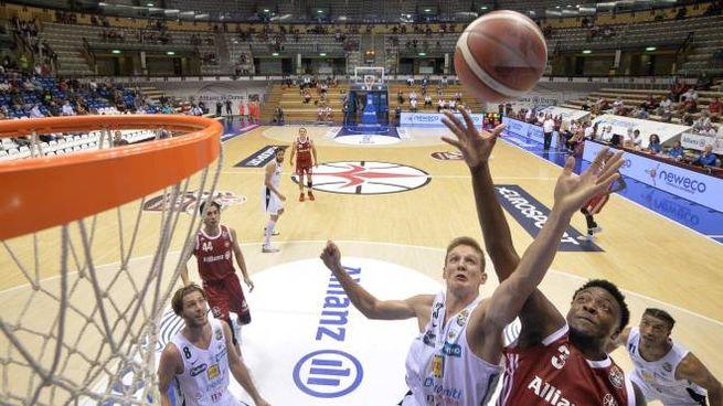 Supercoppa basket: Trieste ha battuto Trento (Ciamillo)