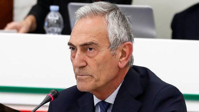 Gabriele Gravina (Ansa)