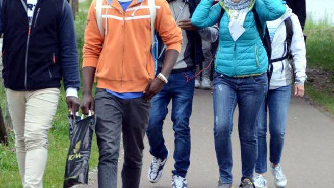 Migranti nel Lecchese