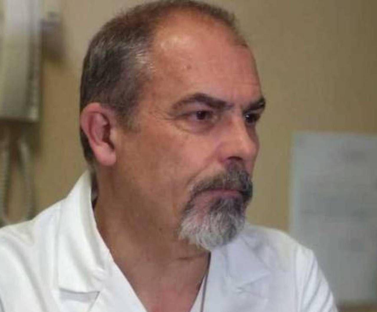 Il dottor Spartaco Sani direttore di malattie infettive dell'Asl Toscana Nord Ovest