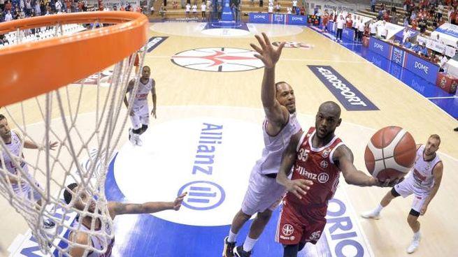Basket, Trieste-Venezia di Supercoppa (foto Ciamillo)