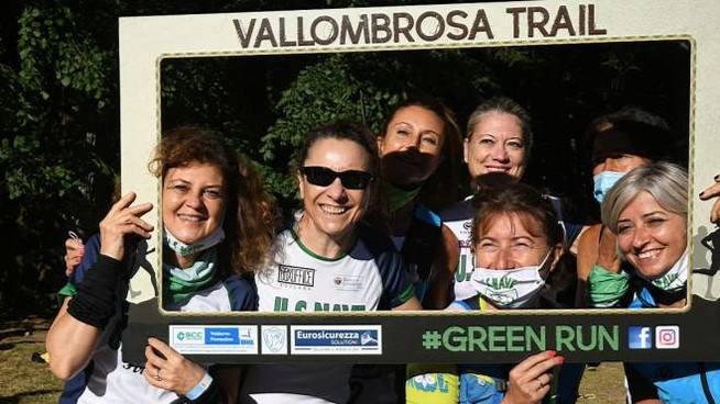 Trail di Vallombrosa (foto Regalami un sorriso onlus)