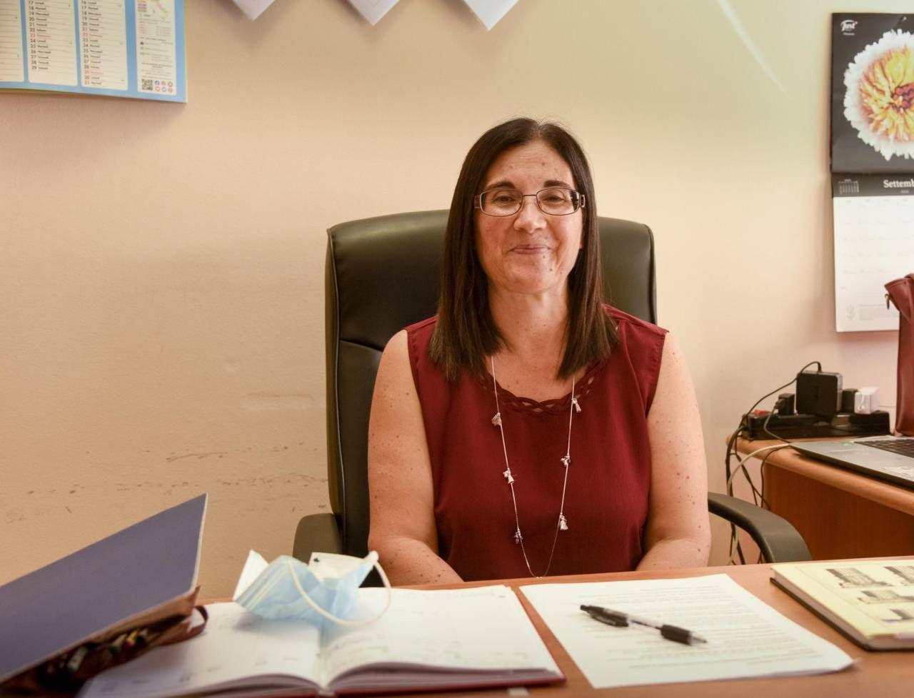 Carmela Riganò, dirigente dell'istituto comprensivo Lodi II sta seguendo con grande attenzione tutti i preparativi per il ritorno in classe