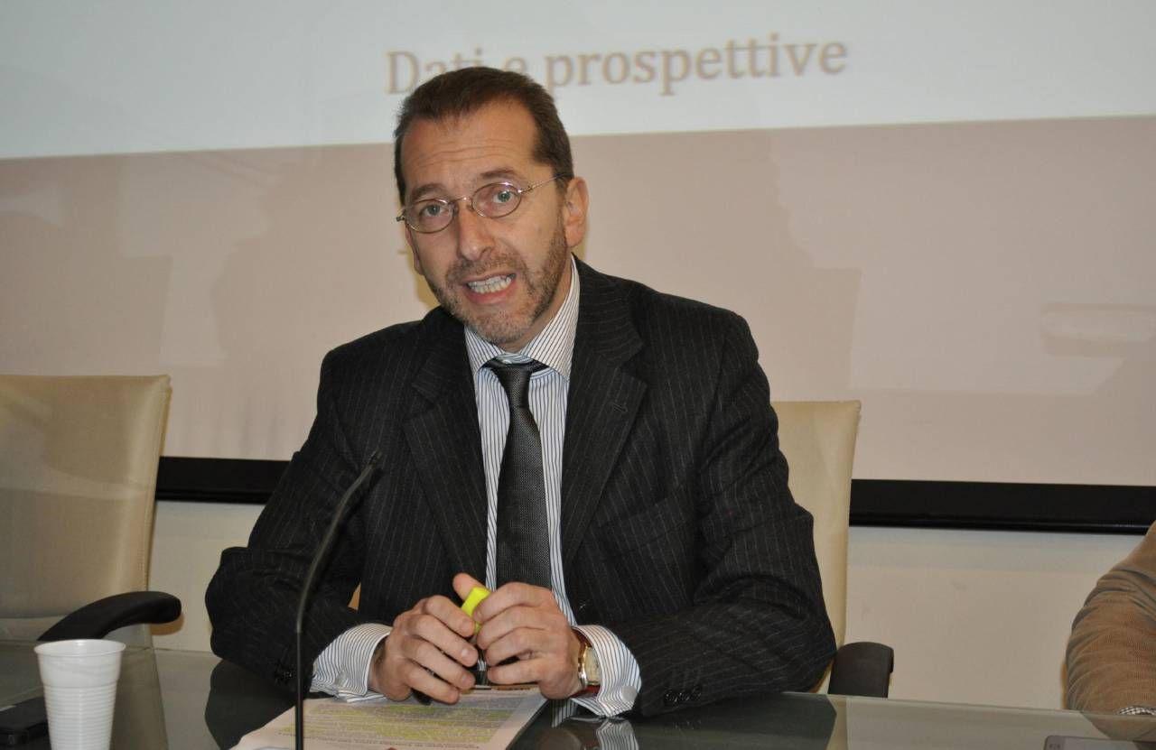 Il presidente del Cesvot Federico Gelli