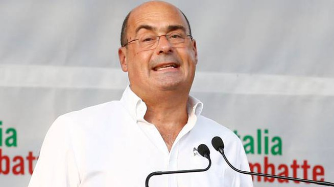 Il segretario nazionale del Pd, Nicola Zingaretti