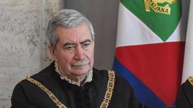 Mario Rosario Morelli è il nuovo presidente della Consulta (Ansa)