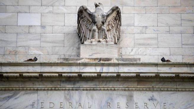 Quartier generale della Federal Reserve (Ansa)