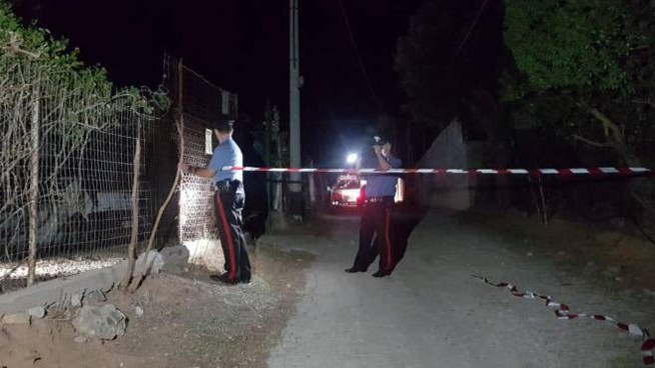 Omicidio questa sera a Soleminis, nel Sud Sardegna (Ansa)