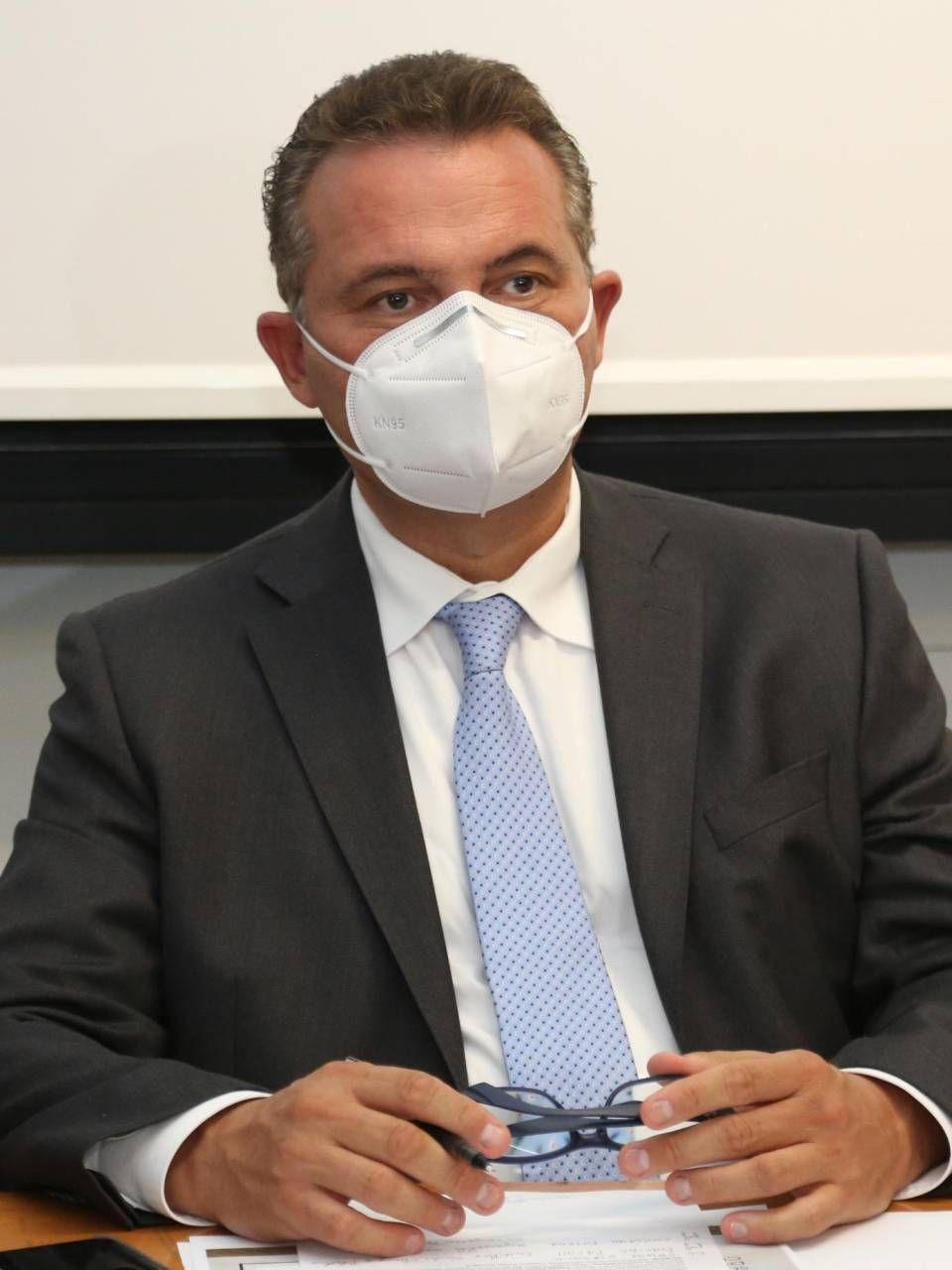 L'assessore regionale Raffaele Donini