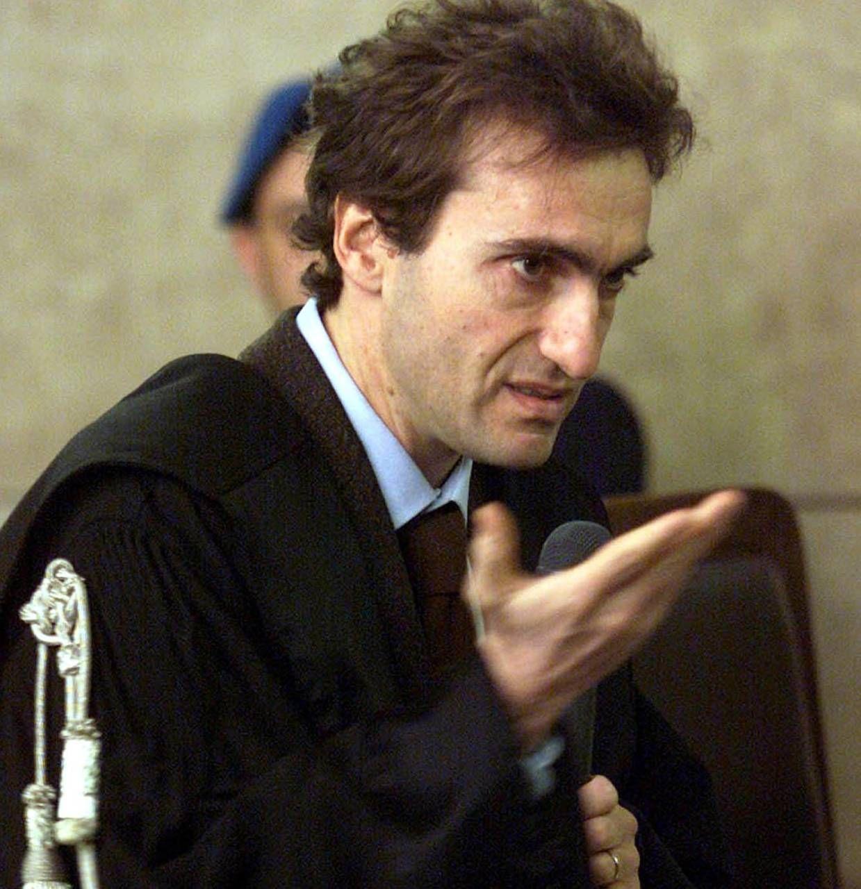 Il sostituto procuratore Stefano Dambruoso