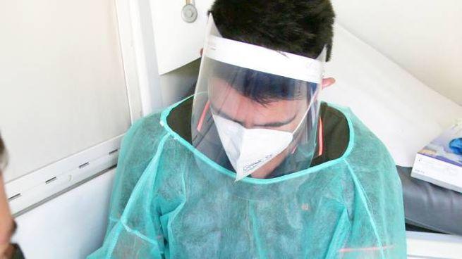 Test sierologici per il calciatori dilettanti una settima prima dell'inizio degli impegni
