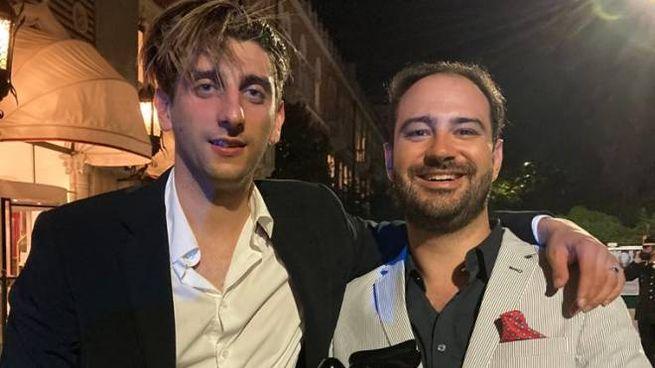 Pietro Castellitto e Matteo Bendinelli