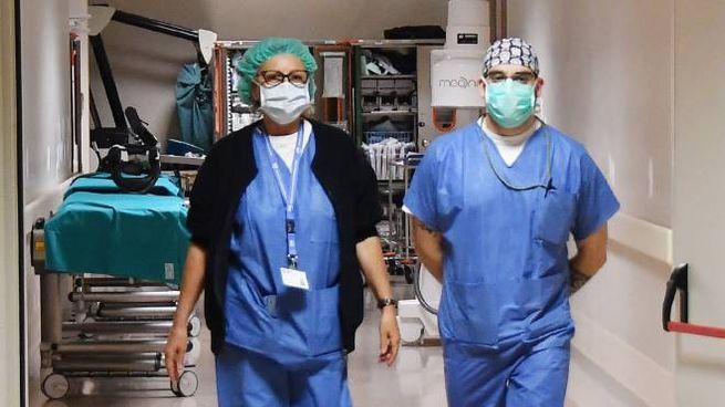 Coronavirus, contagiata un'infermiera del Mazzoni