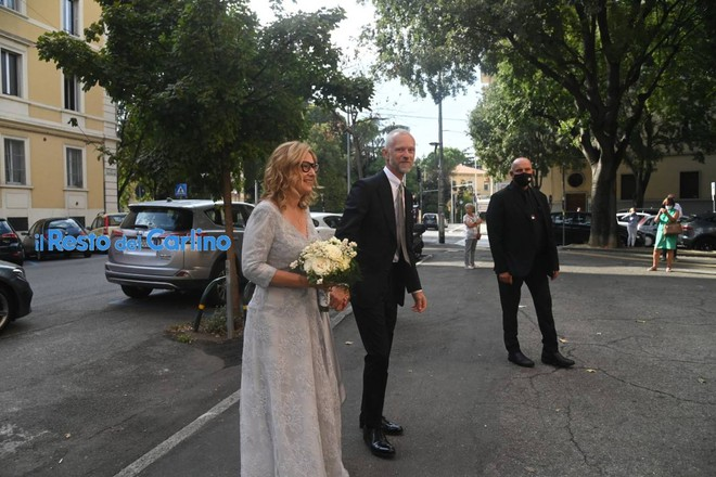 Nicoletta Mantovani wedding, it's the day of the yes with Alberto Tinarelli PHOTOS