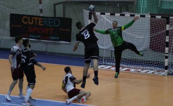 Am Antic va in gol per la Santarelli Cingoli a Cassano Magnago: sei le reti messe a segno dal numero 8 cingolano
