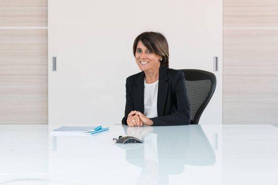 Monia Ferrari, director di Capgemini in Italia per l'area dei servizi finanziari