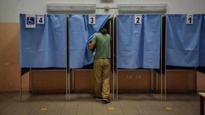 Seggi per il referendum costituzionale